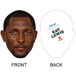 Ray Lewis Big Head