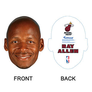 Ray Allen Big Head