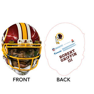 Robert Griffin III Game Day Big Head