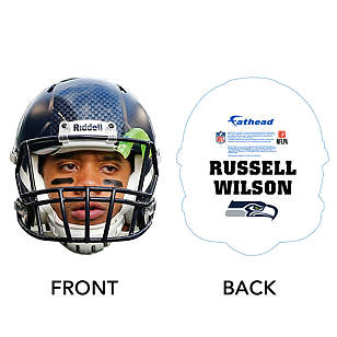 Russell Wilson Game Day Big Head