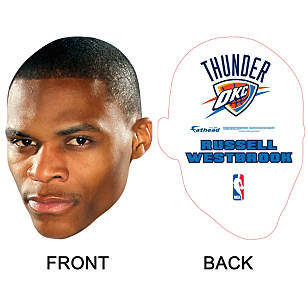 Russell Westbrook Big Head