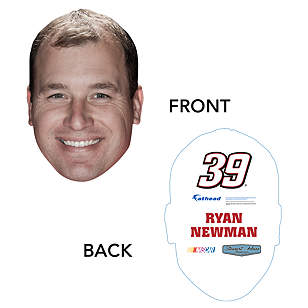 Ryan Newman Big Head