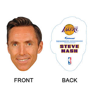 Steve Nash Big Head