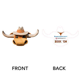 Hook 'Em Big Head - Texas
