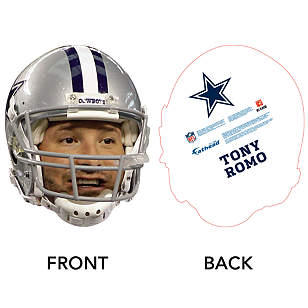 Tony Romo Game Day Big Head
