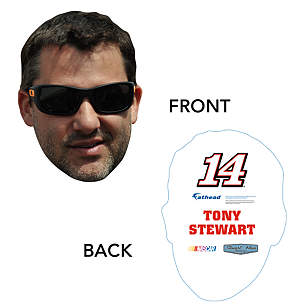 Tony Stewart Big Head