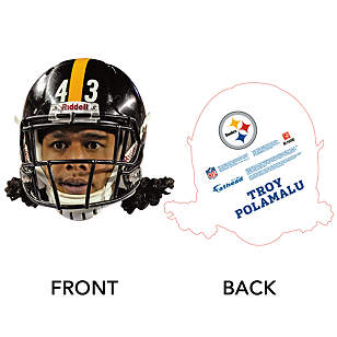 Troy Polamalu Game Day Big Head