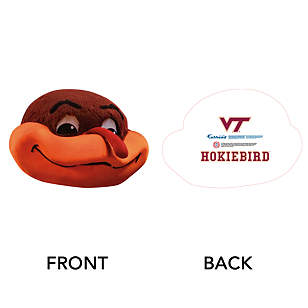 HokieBird Big Head - Virginia Tech