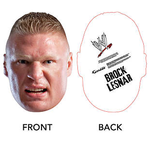 Brock Lesner Big Head