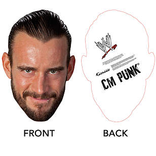 CM Punk Big Head
