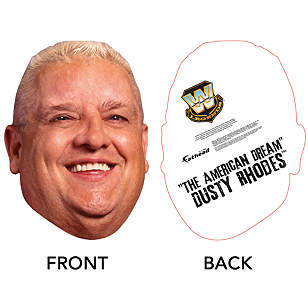 Dusty Rhodes Big Head