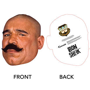 The Iron Sheik Big Head