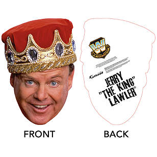 Jerry Lawler Big Head