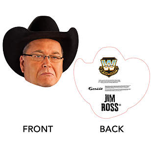 Jim Ross Big Head