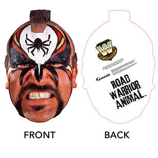 Road Warrior - Animal Big Head