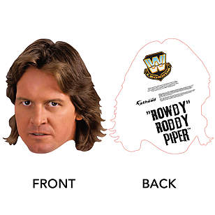 Rowdy Roddy Piper Big Head