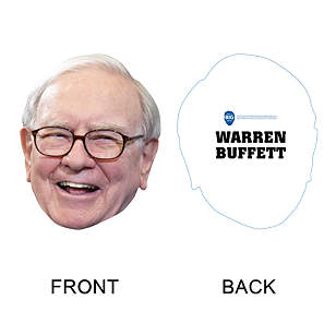 Warren Buffett Big Head