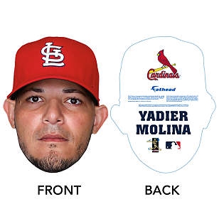 Yadier Molina Big Head