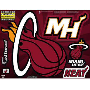 Miami Heat Street Grip