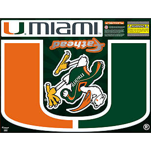 Miami Hurricanes Street Grip