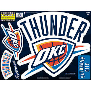 Oklahoma City Thunder Street Grip