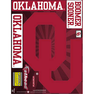 Oklahoma SoonersStreet Grip