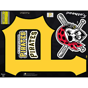 Pittsburgh Pirates Street Grip