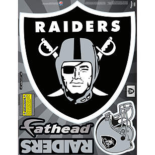Oakland Raiders Street Grip