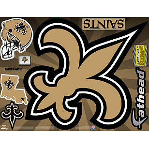 New Orleans Saints Street Grip