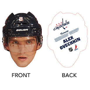 Alex Ovechkin Big Head