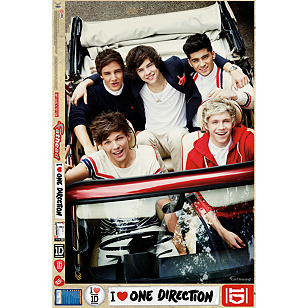 One Direction: Driving Mural