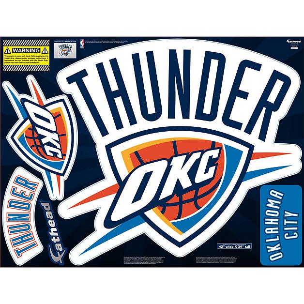 Okc Thunder Logo Vector