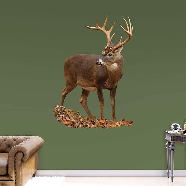Deer wall decal