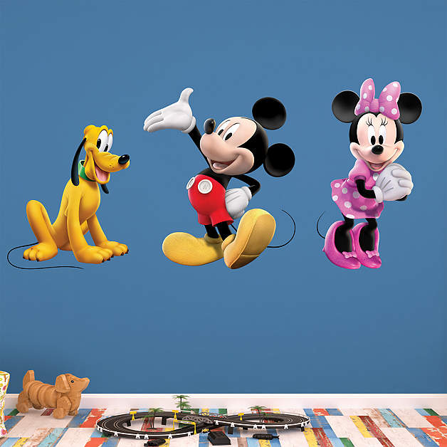 Mickey Mouse Fathead products