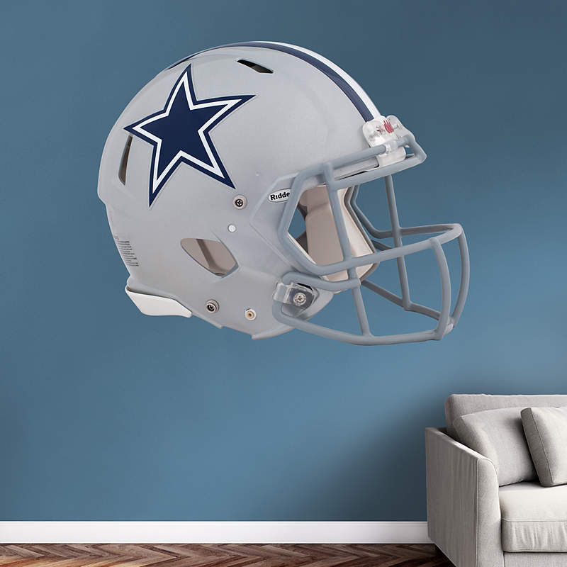 Crusher cowboy wall decal shop fathead for dallas for Cowboy wall mural