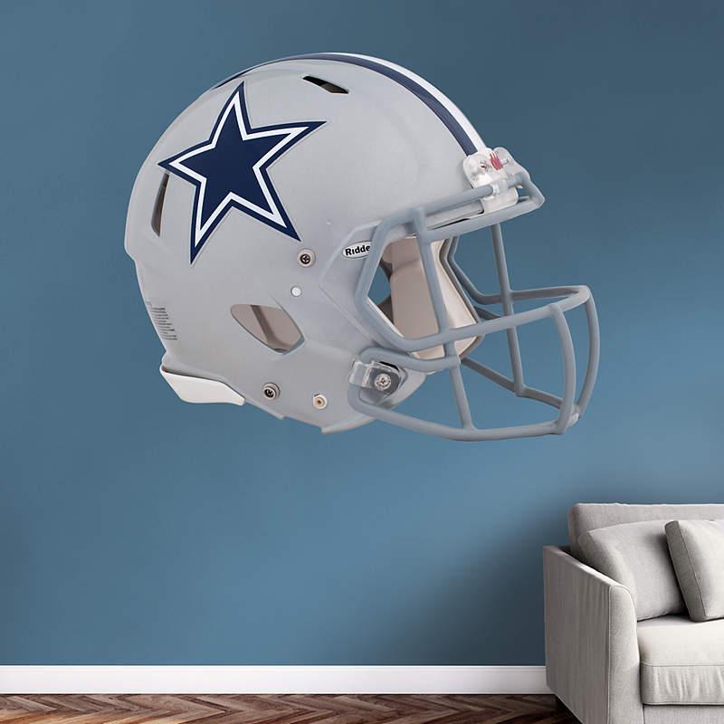 Crusher cowboy wall decal shop fathead for dallas for Cowboy wall mural