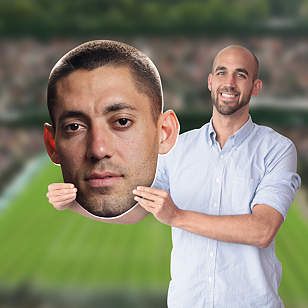 Clint Dempsey Big Head