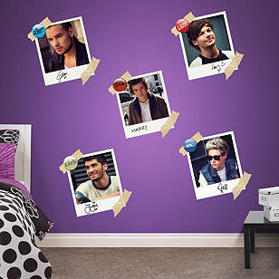 One Direction Snapshot Collection