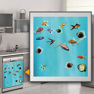 Fish Tank: Dishwasher Skin