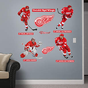 Detroit Red Wings Power Pack