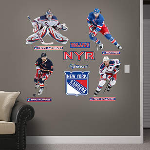 New York Rangers Power Pack