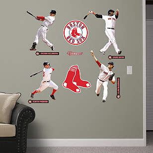 Boston Red Sox Power Pack