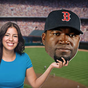 David Ortiz Big Head