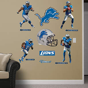 Detroit Lions Power Pack