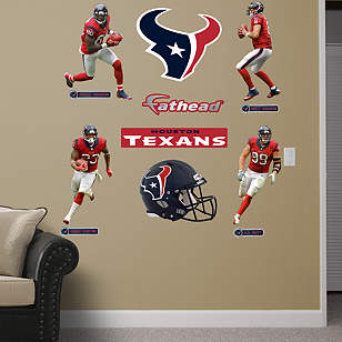 Houston Texans Power Pack