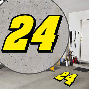 Jeff Gordon #24 Street Grip