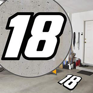 Kyle Busch #18 Street Grip