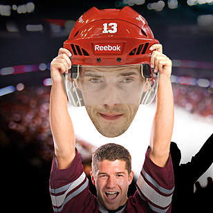Pavel Datsyuk Big Head