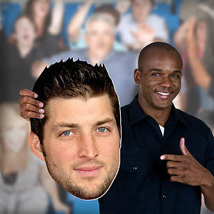 Tim Tebow Big Head
