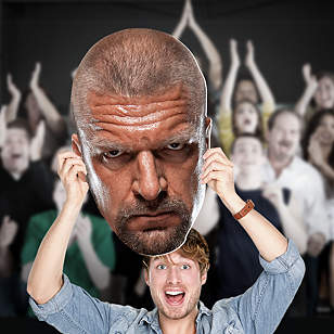 Triple H Big Head